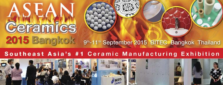 Personas&Tecnología en ASEAN CERAMICS 2015