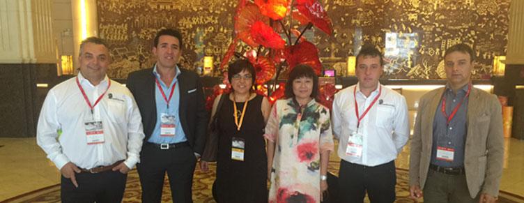 Personas&Tecnología en CERAMICS CHINA