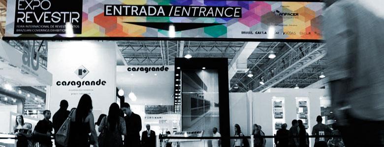 Asistencia de P&T a Expo Revestir (Brasil)