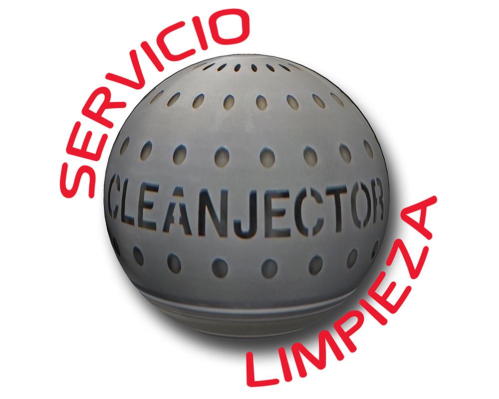 Servicio de limpieza CLEANJECTOR