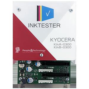 Tarjeta electrónica para el cabezal KYOCERA KJ4A-300