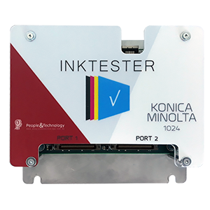 Tarjeta electrónica P&T set Konica Minolta 1024
