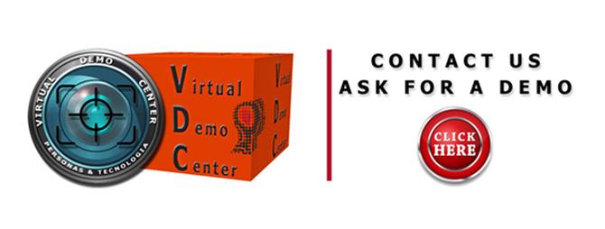Virtual demo center - Personas&Tecnología