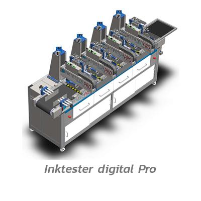 Inktester Digital Pro - Personas & Tecnología